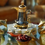 food-teapot-cup-golden-bowl-cover-walnut-red-dates-table-800x800